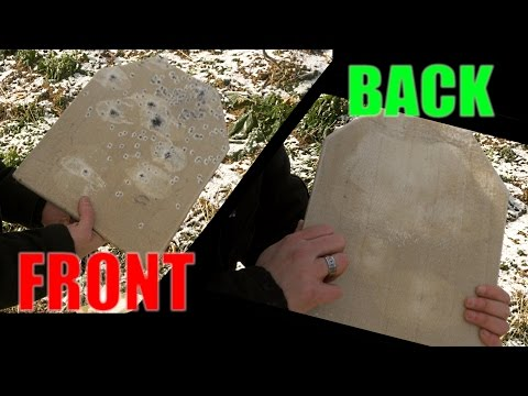 How to Make AMAZING Bullet Resistant Armor for $30