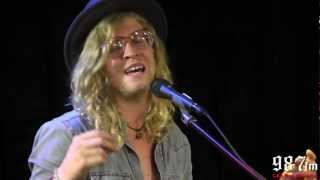 "Allen Stone ""Is This Love"" LIVE Bob Marley Acoustic Cover"