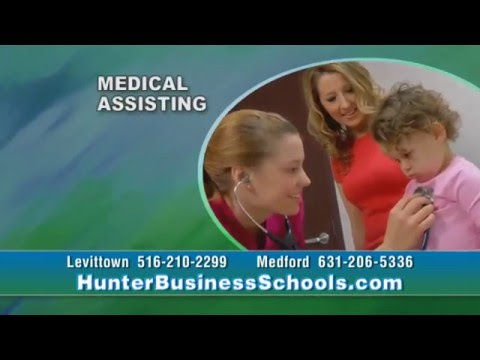 Career College Training Programs - Hunter Business School