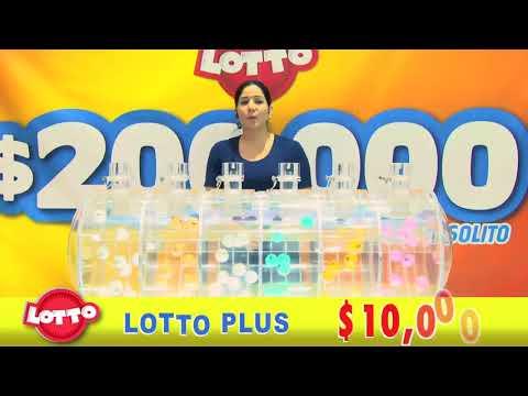 Sorteo Lotto 1856 5-SEP-17