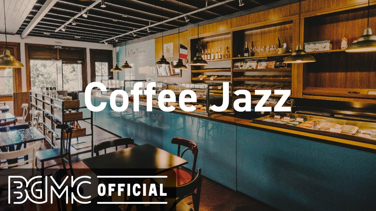 Coffee Jazz: Smooth Jazz Music - Sunny Morning with Coffee Shop Ambience