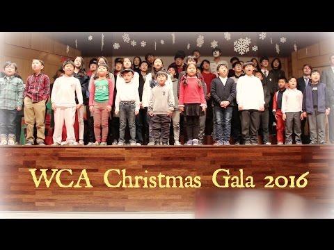 WCA Christmas Gala 2016
