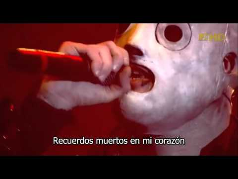 Slipknot - Dead memories (world stage) Sub Español.