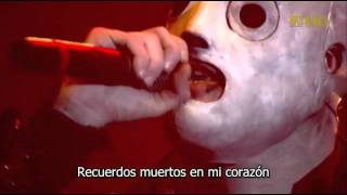 Slipknot - Dead memories (world stage) Sub Español.