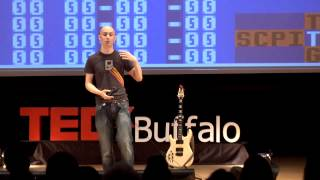 Chiptune: Pushing the Limits Using Constraints: Dan Behrens(Danimal Cannon) at TEDxBuffalo