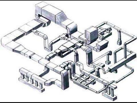ventilación industrial (calculo de conductos). prevencion de