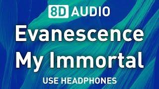 Baixar Evanescence - My Immortal | 8D AUDIO