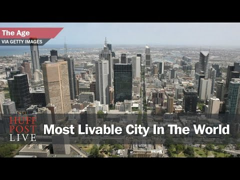 The Most Livable City In The World