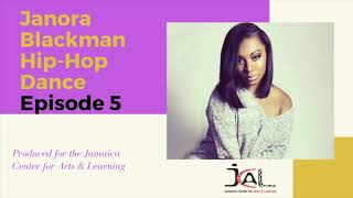 """How to do """"The Kid N' Play"""" and """"The Wop"""". JCAL Education at Home with Janora Blackman"""