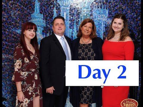 Disney Cruise (Fantasy): Day 2