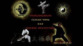 Тайцзицюань как боевое искусство