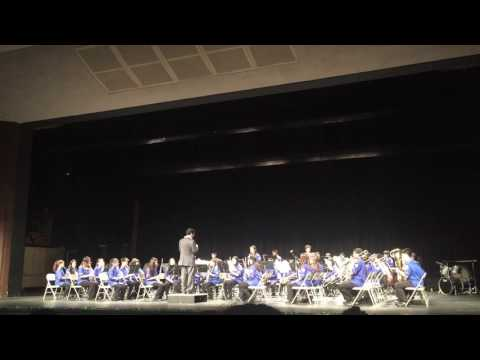 Kaimuki Middle School Band 12/7/16