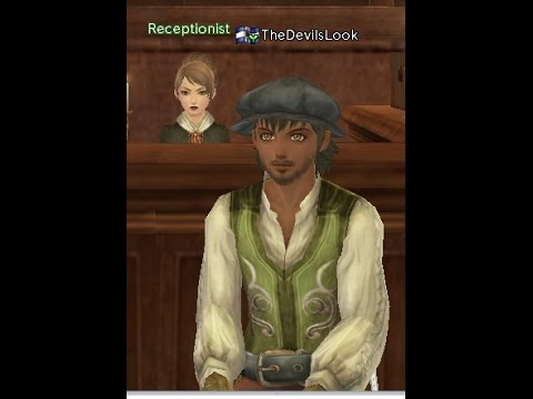 Uncharted Waters Online (UWO) Merchant class #1 - The Devils Look