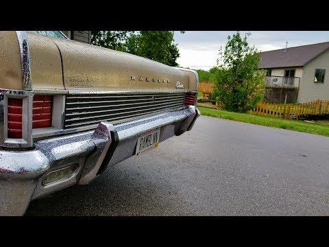 1966 AMC Rambler Rebel Classic - 327 Exhaust Clip - Hooker Aero Exhaust - Mild Cam