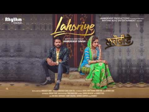 Akhar | Lahoriye | Amrinder Gill | Movie...