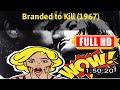 [ [VLOG MEMORIES OF MOVIE] ] No.50 @Branded to Kill (1967) #The423ldnxj