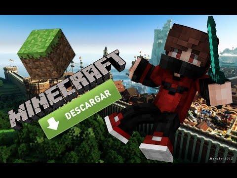 ¿Cómo descargar Minecraft para Pc? Actualizable y con skins incluidos en todas las versiones