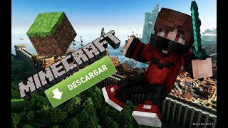 How to download Minecraft on Pc for free? With skins! - Tutorial 2017