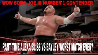 Extreme Rules 2017 Full Show Review Podcast Rant Time Alexa Bliss vs Bayley