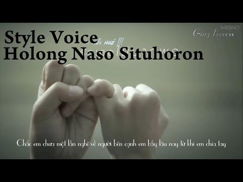 Lagu STYLE VOICE Terbaru - Holong Naso Situhoron  Love Story