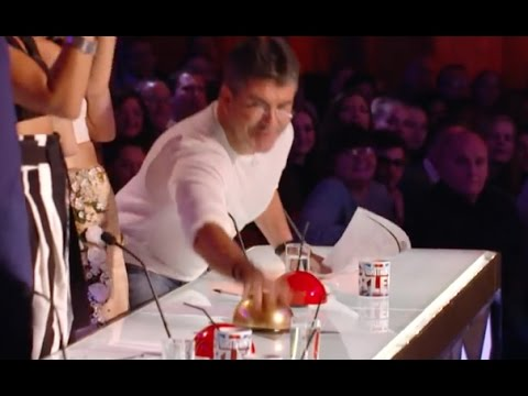 Golden Buzzers 2017 So Far | Simon Cowell and Alesha | Britain's Got Talent 2017