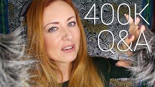 ✨ 400K Q&A | ASMR ✨