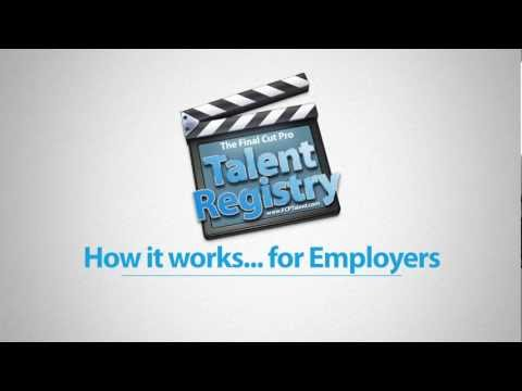 FCPTalent.com for Employers: How it Works