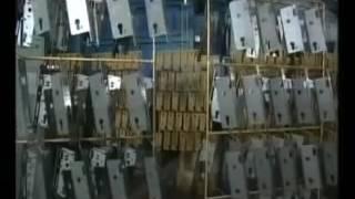 Производство замков в Италии. Iseo Serrature(, 2017-06-22T07:44:47.000Z)