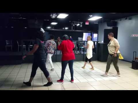 Can't Get Enough Line Dance by Tamia