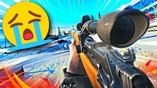 i'm a noob now... (Battlefield V Open Beta)