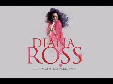 Diana Ross Live In Central Park New York 1983 (Full Concert)