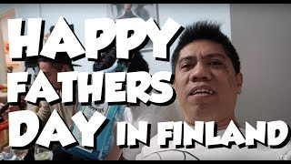 FATHERS DAY FINLAND