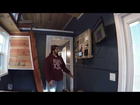 Sacramento State Tiny House 2018 | HQ