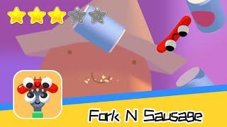 Fork N Sausage Walkthrough Recommend index three stars