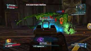 Borderlands 2 | Maya and Zer0 vs OP8 Ancient Dragons (with StrikerZidane)