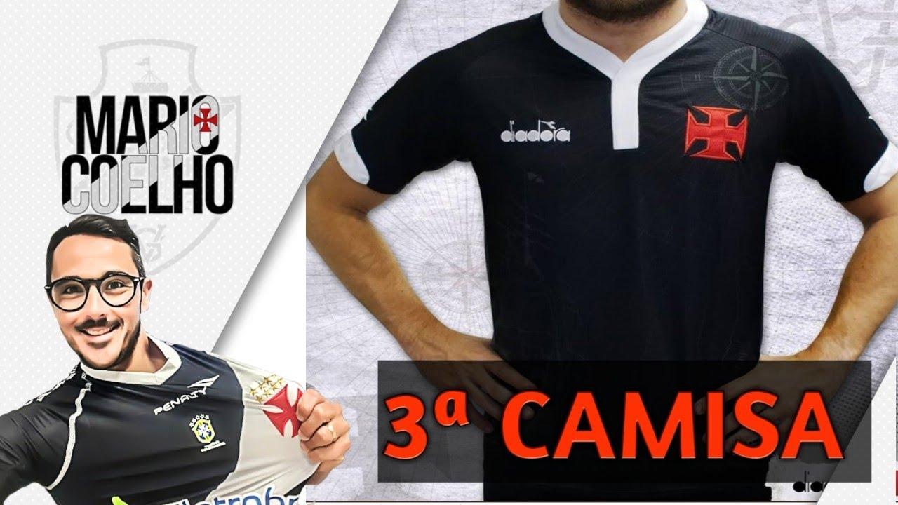 f164ddc546 FINALMENTE A NOVA CAMISA DO VASCO