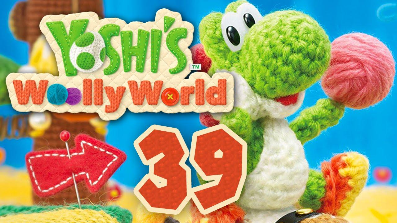 Yoshi's Woolly World #39  Nicht Kucken!  Youtube