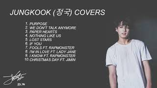 jungkook          covers compilation