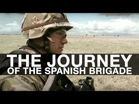 The Journey of the Spanish Brigade