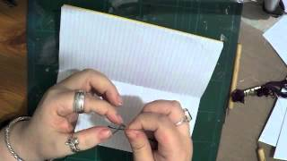 Creative Quickies   Midori Traveler's Notebook   DIY 'Fauxdori' LINED Notebook Refill