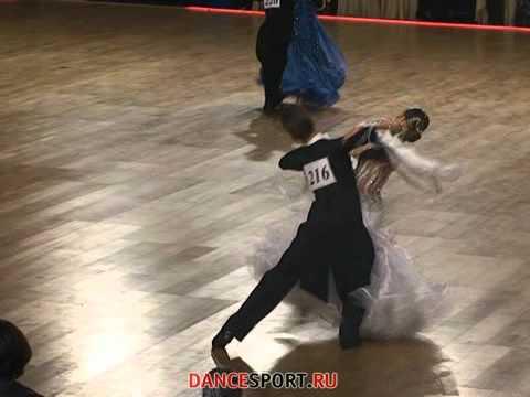 Rozhkov Sergei - Zakharova Marina, English Waltz
