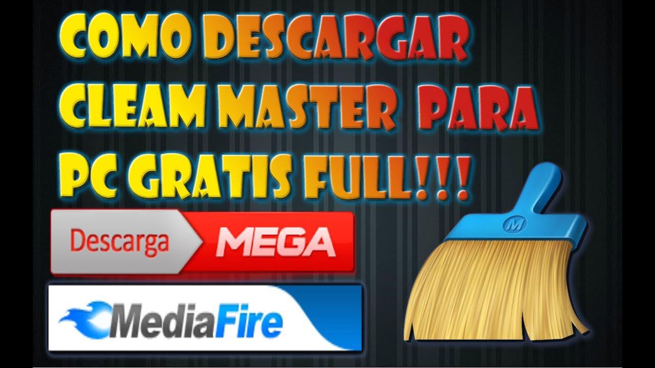 descargar antivirus clean master gratis para windows 7 español
