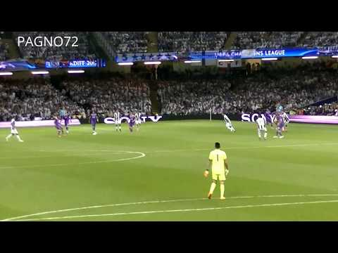 JUVENTUS Vs Real Madrid   Goal C.Ronaldo 1-0