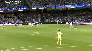 JUVENTUS Vs Real Madrid   Goal C.Ronaldo 0-1