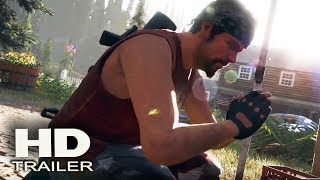 FAR CRY 5 -  New Characters Story Trailer 2018 (PS4, Xbox One, PC)