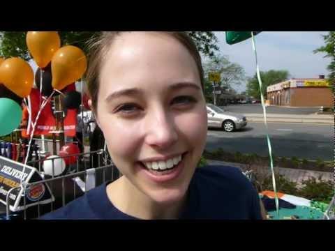 Annual Hospital Bed Race - Annandale, Virginia 2012