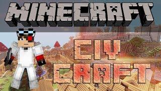Minecraft: CivCraft часть 4
