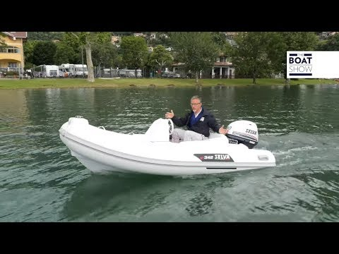 [ITA] SELVA GT 342 - Review - The Boat Show