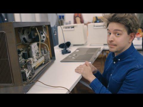 Selbsttest im Repair Café: Wir reparieren ein Uralt-Radio
