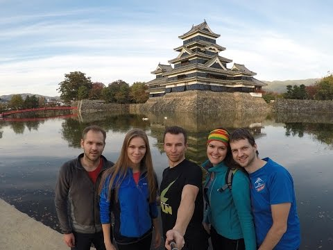 Amazing Japan in 16 Days - GoPro Travel Adventure